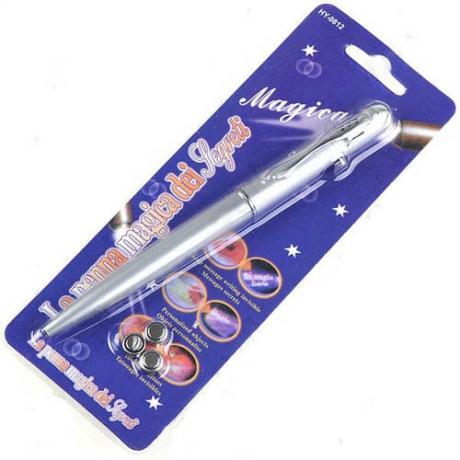 Pildspalva ar neredzamo tinti