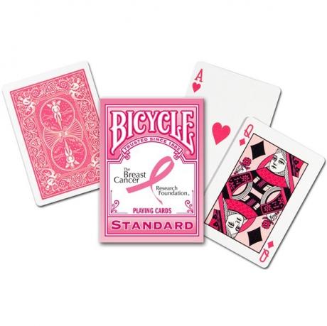 Bicycle Pink Ribbon