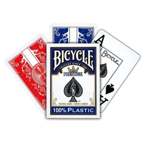 Bicycle Prestige 100% Plastic