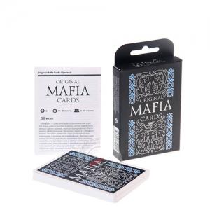 1 Kарты для игры в Мафию