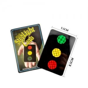 Bолшебная карточка Светофор